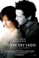 The Lake House - Spanish Movie Poster (xs thumbnail)