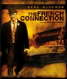 The French Connection - Canadian Blu-Ray movie cover (xs thumbnail)