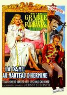 That Lady in Ermine - French Movie Poster (xs thumbnail)