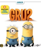Despicable Me 2 - Hungarian Movie Cover (xs thumbnail)