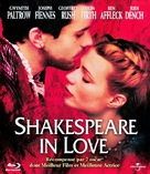 Shakespeare In Love - French Blu-Ray movie cover (xs thumbnail)