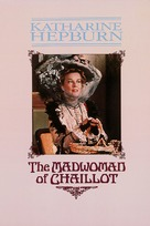 The Madwoman of Chaillot - DVD movie cover (xs thumbnail)