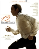 12 Years a Slave - Blu-Ray movie cover (xs thumbnail)