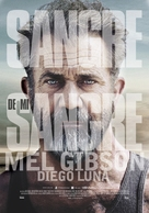 Blood Father - Mexican Movie Poster (xs thumbnail)
