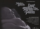 Ultimo tango a Parigi - Movie Poster (xs thumbnail)