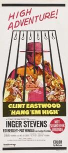 Hang Em High - Australian Movie Poster (xs thumbnail)