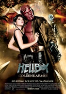 Hellboy II: The Golden Army - German Movie Poster (xs thumbnail)