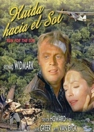 Run for the Sun - Spanish Movie Cover (xs thumbnail)