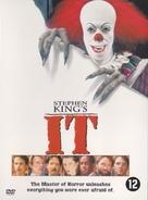 """It"" - Dutch DVD movie cover (xs thumbnail)"