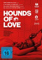 Hounds of Love - German Movie Cover (xs thumbnail)