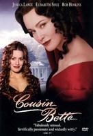 Cousin Bette - DVD movie cover (xs thumbnail)