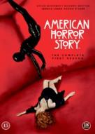 """American Horror Story"" - Danish DVD movie cover (xs thumbnail)"