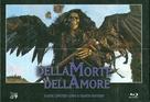 Dellamorte Dellamore - German Blu-Ray movie cover (xs thumbnail)