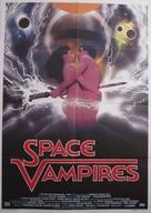 Lifeforce - Italian Movie Poster (xs thumbnail)