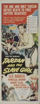 Tarzan and the Slave Girl - Movie Poster (xs thumbnail)