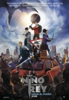 The Kid Who Would Be King - Spanish Movie Poster (xs thumbnail)