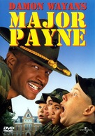 Major Payne - Swedish Movie Cover (xs thumbnail)