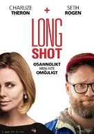 Long Shot - Swedish Movie Poster (xs thumbnail)
