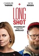 Long Shot - Swedish Movie Poster (xs thumbnail)
