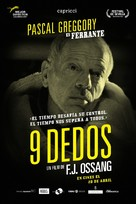 9 doigts - Spanish Movie Poster (xs thumbnail)