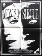 Az én XX. századom - French Movie Poster (xs thumbnail)