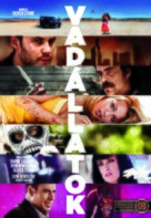 Savages - Hungarian Movie Poster (xs thumbnail)