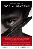 Oda az igazság - Hungarian Movie Poster (xs thumbnail)
