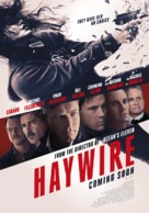 Haywire - Dutch Movie Poster (xs thumbnail)