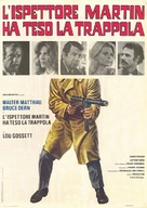 The Laughing Policeman - Italian Movie Poster (xs thumbnail)