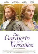 A Little Chaos - German Movie Poster (xs thumbnail)