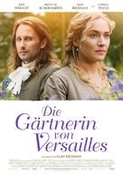 A Little Chaos - German Movie Poster (xs thumbnail)