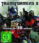 Transformers: Dark of the Moon - German Blu-Ray movie cover (xs thumbnail)