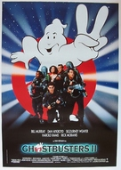 Ghostbusters II - Swedish Movie Poster (xs thumbnail)