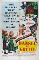 Hänsel und Gretel - Movie Poster (xs thumbnail)