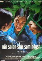 Mua he chieu thang dung - Swedish Movie Poster (xs thumbnail)