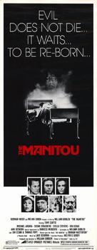 The Manitou - Movie Poster (xs thumbnail)