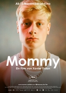 Mommy - German Movie Poster (xs thumbnail)