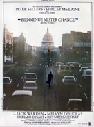 Being There - French Movie Poster (xs thumbnail)