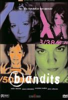 Bandits - German DVD cover (xs thumbnail)