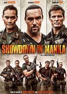 Showdown in Manila - DVD movie cover (xs thumbnail)
