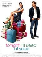 Ce soir je dors chez toi - British Movie Poster (xs thumbnail)