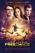 High Strung Free Dance - Movie Poster (xs thumbnail)