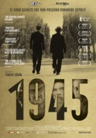 1945 - Italian Movie Poster (xs thumbnail)