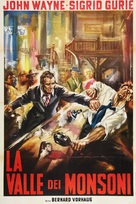 Three Faces West - Italian Movie Poster (xs thumbnail)