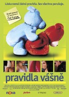 The Rules of Attraction - Czech Movie Poster (xs thumbnail)