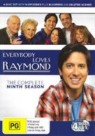 """Everybody Loves Raymond"" - Australian DVD cover (xs thumbnail)"