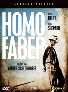 Homo Faber - German DVD cover (xs thumbnail)