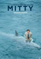 The Secret Life of Walter Mitty - Mexican Movie Poster (xs thumbnail)