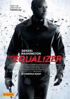 The Equalizer - Australian Movie Poster (xs thumbnail)