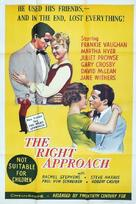 The Right Approach - Australian Movie Poster (xs thumbnail)